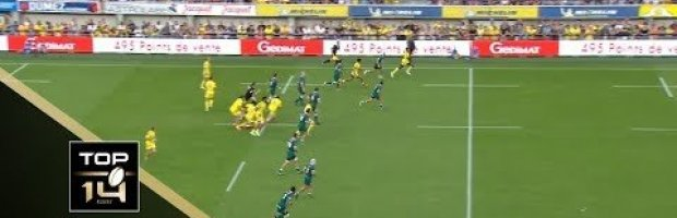 Top 14 Highlights: Clermont vs Pau