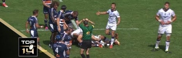 Top 14 Highlights: Agen vs Montpellier