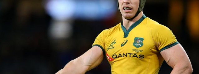 'Pooper' Combination Returns For Australia's Rugby World Cup Opener