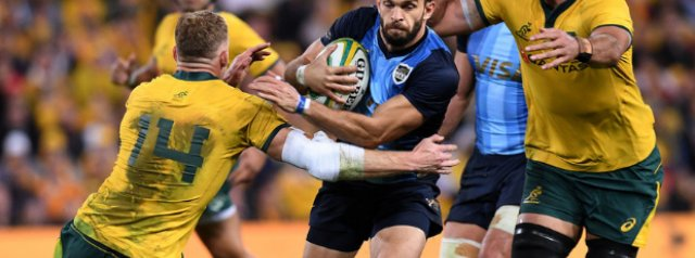 Strong Argentine squad named for French test