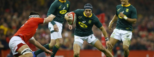 The Deadliest Wingers At The Rugby World Cup
