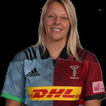 Stacey White Harlequins Women
