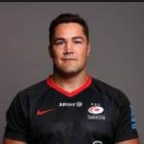 Brad Barritt rugby player