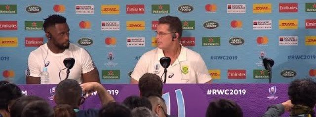 South Africa post-match press conference   New Zealand v South Africa
