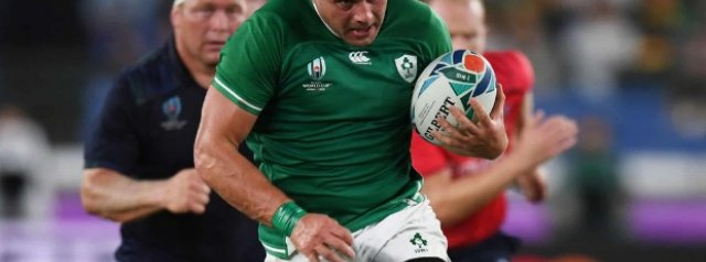 Rugby World Cup: Team of the weekend