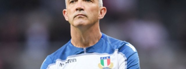 Italy coach O'Shea demands improvement after victory over Namibia