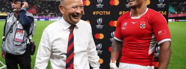 England boss Eddie Jones sees room for improvement