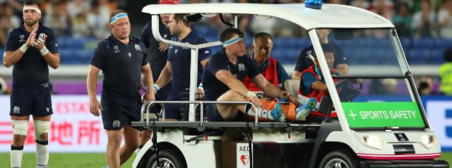 Watson knee injury adds to Scotland woes