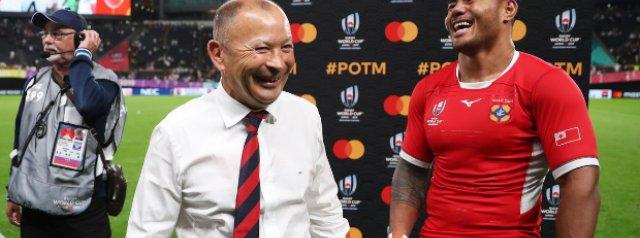 Playing Tonga is like facing Stoke City - Jones