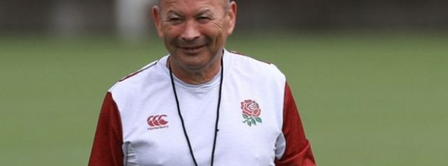 'Typhoon gods' smiling on England - Jones