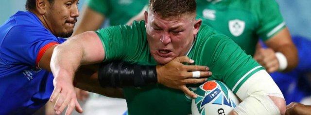 RWC Review: Ireland 47-5 Samoa
