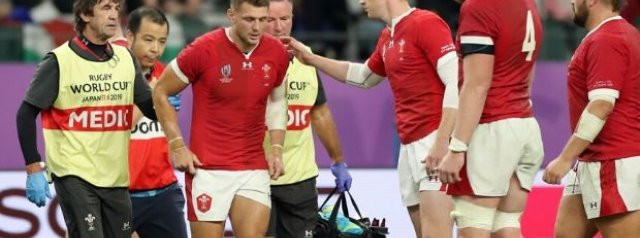 Biggar confident he's 100 per cent fit to play, says Gatland