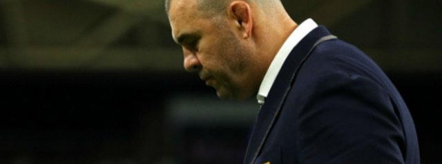 Cheika requests 'compassion' as he objects to question over his future