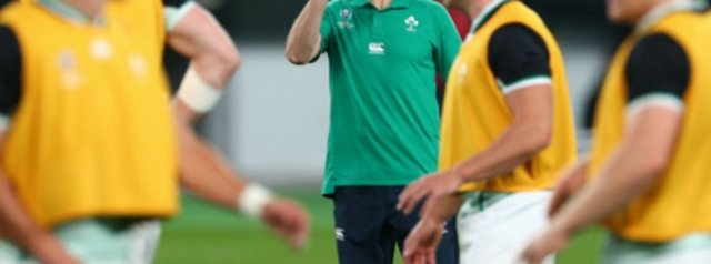 Ireland 'haven't been where we've wanted to be all year', admits Schmidt