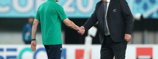 Hansen praises Schmidt and Best after 'magnificent careers' with Ireland