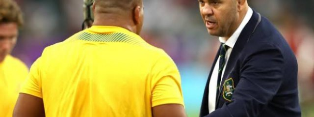 Cheika quits as Wallabies coach after World Cup elimination