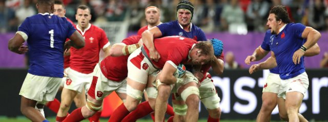 Ross Moriarty's late try keeps the Welsh dream alive