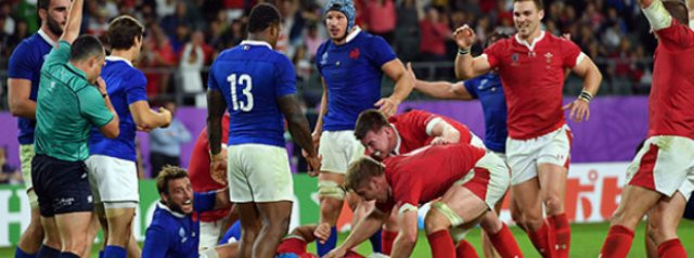 Brunel disappointed by contentious Wales winning try