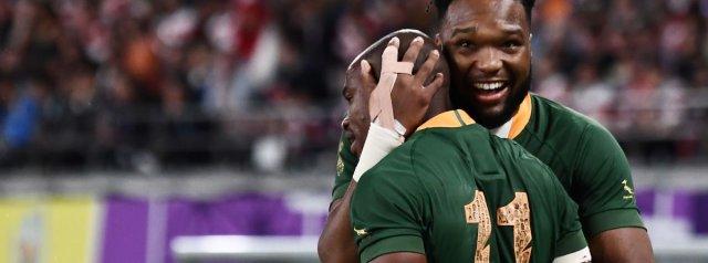 South Africa-Japan scoreline not reflective of match - Erasmus