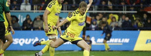 Lyon's unbeaten start halted at Clermont