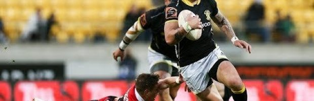 HIGHLIGHTS: Wellington v Canterbury