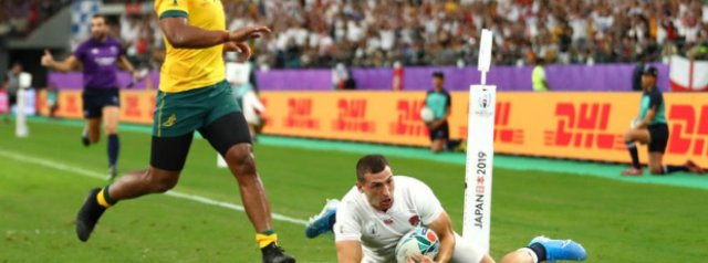 England handed double boost ahead of All Blacks semi-final