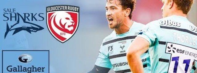 Premiership Highlights: Sale v Gloucester