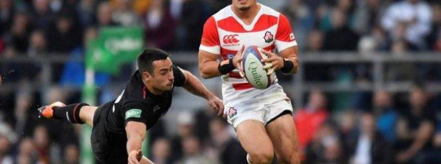 England set for Japanese tour next year