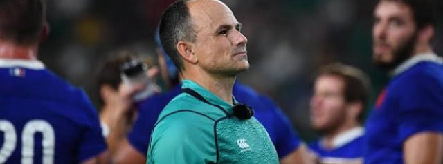 The South African Rugby Referees' Association slams World Rugby's decision to cut Jaco Peyper