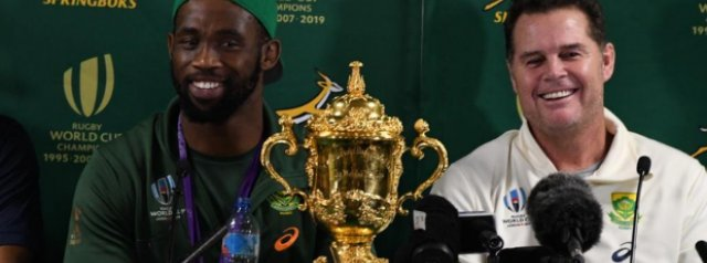 Springboks humbled by superb support on their arrival in SA