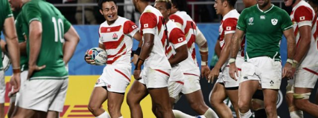 Japan on the brink of Six Nations invite after Rugby Championship 'dithering' - report