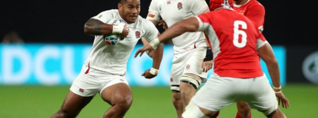 Rugby League side Toronto Wolfpack target England centre Manu Tuilagi