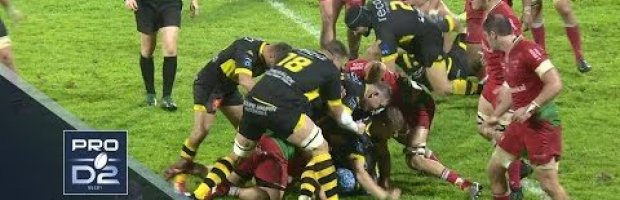 PROD2 Highlights: Carcassonne v Biarritz