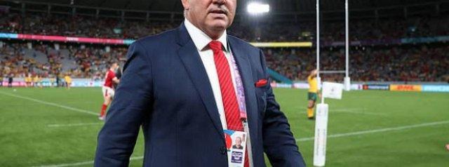 The Chiefs confirm Gatland's 2020 coaching team
