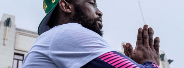 """Kolisi thanks South Africa for """"unbelievable support"""" on Trophy Tour"""