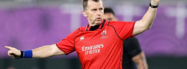 Nigel Owens has no intention of hanging up his whistle just yet