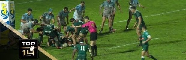 Top 14 Highlights: Bayonne v Pau