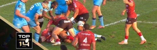 Top 14 Highlights: Toulon v Montpellier