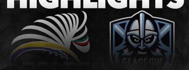 PRO14 Round 6: Zebre Rugby v Glasgow Warriors