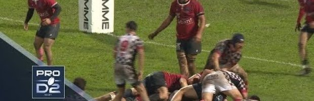 PROD2 Highlights: Valence v Aurillac