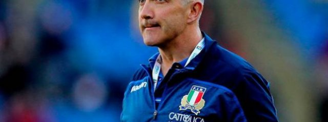 O'Shea steps down as Italy coach