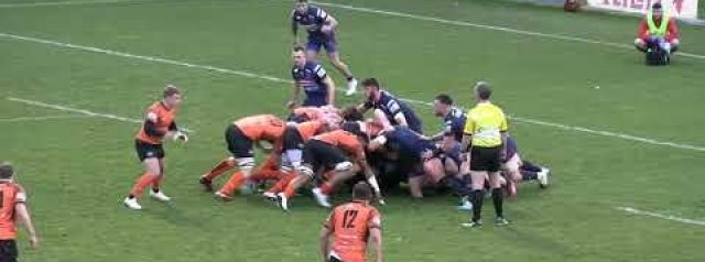 GK IPA Championship Highlights: Doncaster Knights 9-24 Ealing Trailfinders