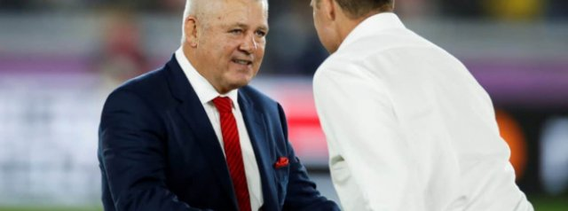 'They have said they are not moving their final ' - Warren Gatland urges Premiership clubs to move their Final back in 2021