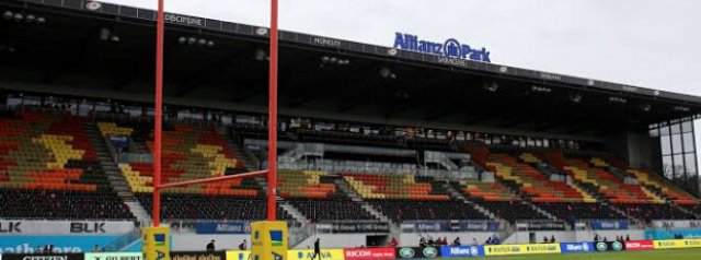 Saracens to build new grandstand at Allianz Park