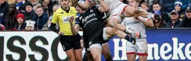 Champions Cup Highlights: Bath v Ulster