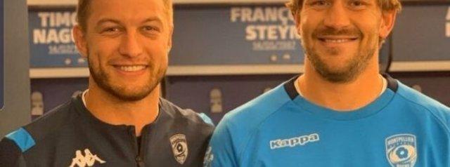 Handre Pollard added to Montpellier's European squad