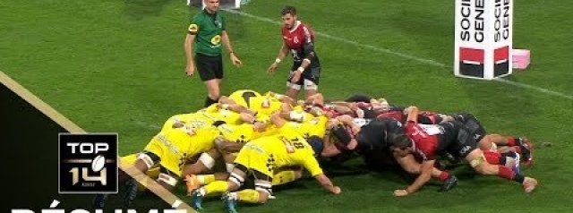 Top 14 Highlights: Toulouse v Clermont