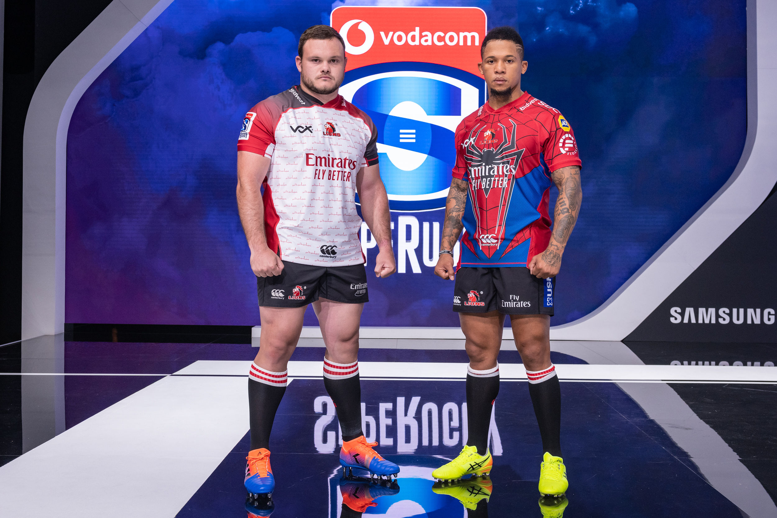 Sa Super Rugby Sides To Wear Marvel