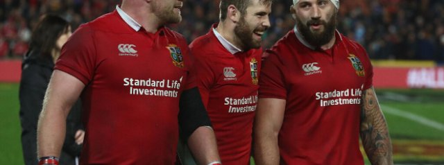 2021 British & Irish Lions Itinerary confirmed