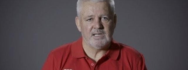 Warren Gatland on his rugby Career! | Lions Fixture Announcement